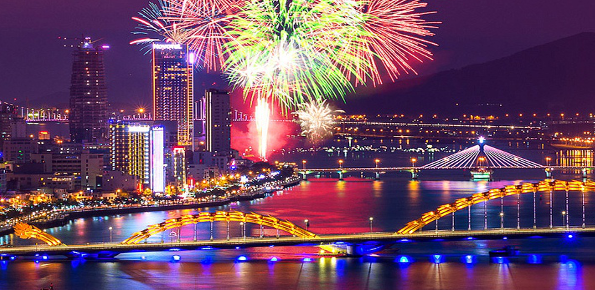 Danang Fire Works