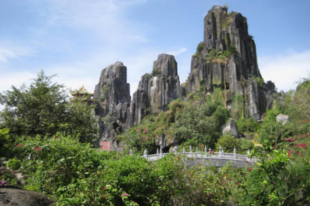 the-marble-mountains